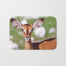 Young Impala, Africa wildlife Bath Mat