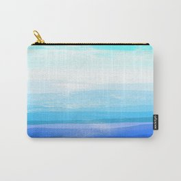 By The Land And The Sea Carry-All Pouch