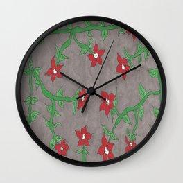 Subtle Beauty Wall Clock
