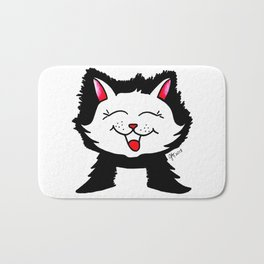 Laughing Cat Bath Mat