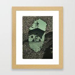 Some Guests Framed Art Print