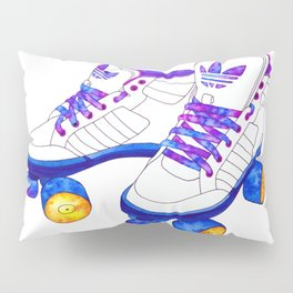 Roller Derby skaters Pillow Sham