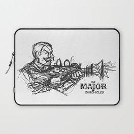 Rough Major Sketch Laptop Sleeve