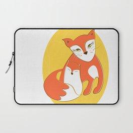 Fox Family Laptop Sleeve