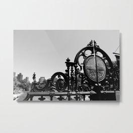 Bostonia Metal Print
