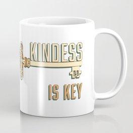 Kindness is Key Coffee Mug