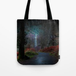 County Wicklow Ireland Fairytale Land Woodland Photography Tote Bag