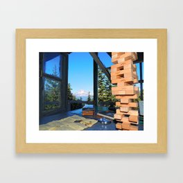 Jenga  Framed Art Print