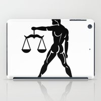libra iPad Cases featuring Libra by PSimages