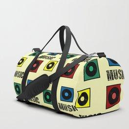Music design Duffle Bag