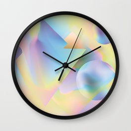 seapunk Wall Clock