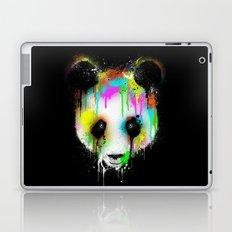 Panda Paint Face Laptop & iPad Skin