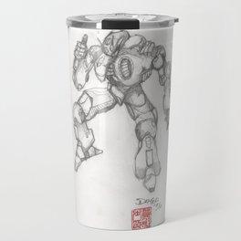 Mechanoid Travel Mug