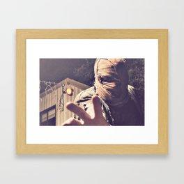 Wraps 2 Framed Art Print