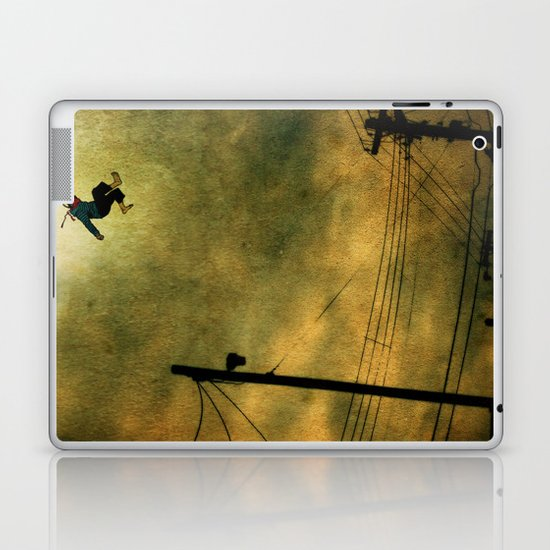 The Jumper Laptop & iPad Skin