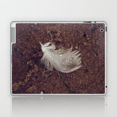 Beach Feathers 2 Laptop & iPad Skin
