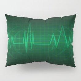 Pulse Wave Pillow Sham