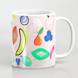 Fruit Salad Coffee Mug