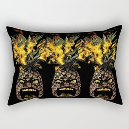 Molotov Pineapple Rectangular Pillow