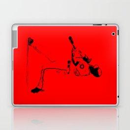 Power Hop Laptop & iPad Skin