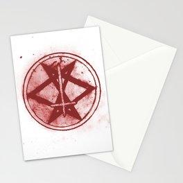 Living Heavy Sigil Stationery Cards