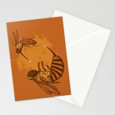 Fencing Stationery Cards
