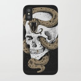 The Dark Mark of You-Know-Who iPhone Case