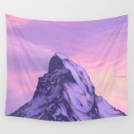 Matterhorn Wall Tapestry