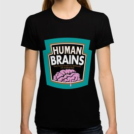 Human Brains T-shirt