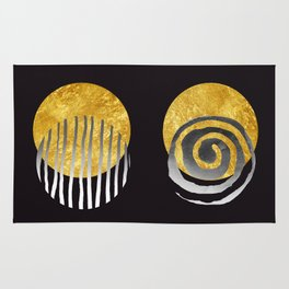 The Fifth Element. Abstract Art. Rug