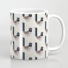 Superb Fairywren | Pattern Coffee Mug