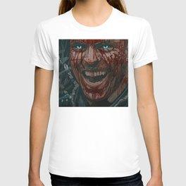 Ivar the Boneless Painting by Chris Ellis T-shirt