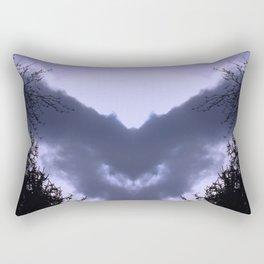 Night Bringing Owl Rectangular Pillow