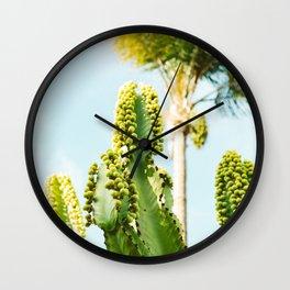 California Dreams Wall Clock