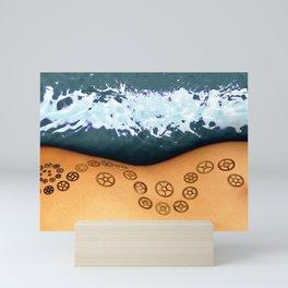 Gears Mini Art Print
