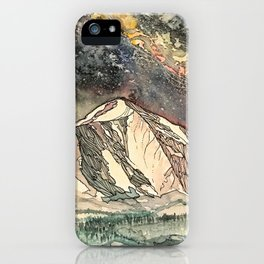 Mount Sopris and the Galaxy iPhone Case