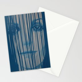Blue Mind Stationery Cards