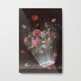 RELIC OF THE MODERN WORLD Metal Print