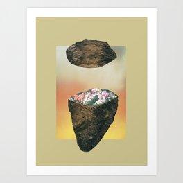 geode 01 Art Print