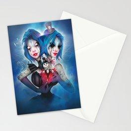 2015 Horror Girl Stationery Cards