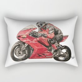 959 Panigale Rectangular Pillow