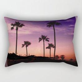 Postcards from the Beach Rectangular Pillow