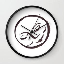 Moony Wall Clock