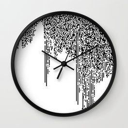 QR-antine V 0.2 Wall Clock