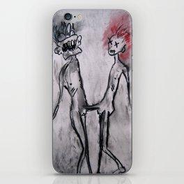 Oddity  iPhone Skin