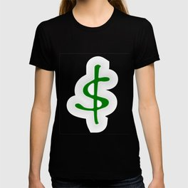 Shrinking Dollar T-shirt