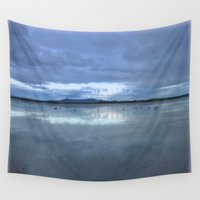 karma Wall Tapestries featuring Karma by Chris' Landscape Images & Designs