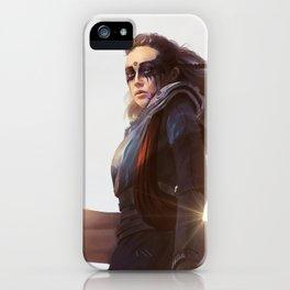 Lexa kom Trikru iPhone Case