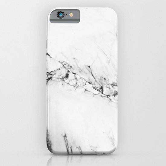 Gray Marble iPhone & iPod Case