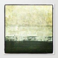 rothko Canvas Prints featuring SUBWAY ROTHKO by Maya Korzhen